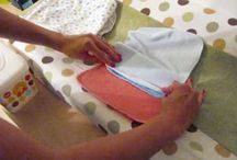Cloth Diapering / by Kaeli Burton McAuley