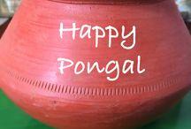 Pongal/Sankranti/Lohri Special Recipes