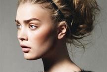 wardrobe hair makeup / by Christine Rifkin