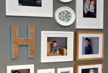 Photo Walls / by Kim Demmon (today's creative blog)