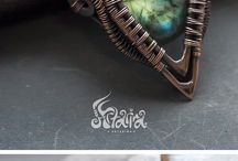 Jewelry - Wire Pendents