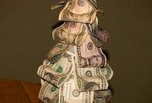 nápady na balení dárků
