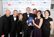 Leicester Mercury Business Awards 2014 / The Awards Night!
