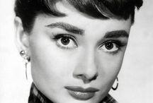 Audrey Hepburn en 1953.