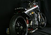 Kawasaki EL250 / Honda VFR 400
