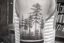 Forest tatoo