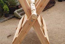 καβαλετο ξυλων