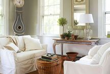 Cozy Light Homey Airy / Dream Living Space Ideas / by Mai Miranda
