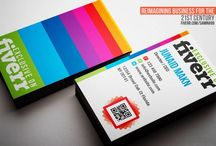 Creative Businesscard Designs / 13.5k customers world wide you could be the next one :)  fiverr.com/samina99
