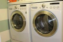 Laundry room / by Sara Dickison