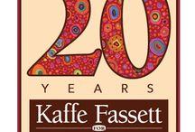 Kaffe 20th Anniversary / Kaffe Fassett's 20th Anniversary - Quilting, Yarn