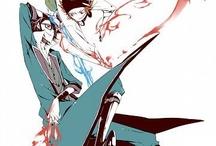 Fushimi&Yata (K)