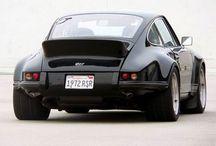Porsche Outlaw / Porsche car design