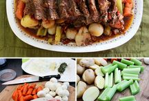 Beefed Up / Beefy Recipes / by Mary Martin