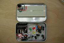 Altoids Curiously Strong! / What to do with a used Altoids tin.