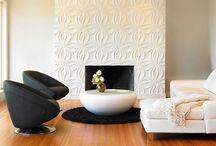 Páneles decorativos / Los paneles #Decorativos en los muros de los espacios #Comerciales les puede dar a #Clientes diferentes sensaciones.