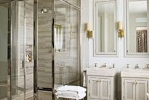 Interior Design: Bathrooms / Bathrooms. / by Dayka Robinson