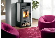 [Au coin du feu] / Profitez de la douce chaleur du bois avec les poêles De Dietrich pour plus de confort en toute sérénité !