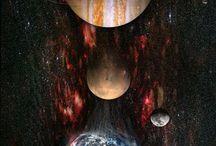 Solar System ☄