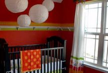 Nurseries & Kid Rooms Decor / by PrepareFirst Baby & Child Safety