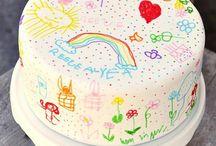 Ideeën voor bruidstaarten / Geen saaie torens van marsepein, maar taarten waar je blij van wordt!