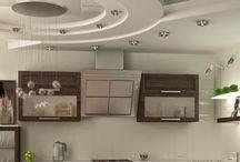False ceiling pop designs with LED ceiling lighting ideas for living room part 2 / False ceiling pop designs with LED ceiling lighting ideas for living room part 2