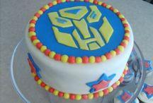 Rescue Bots Party Theme / .