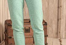 Nic Club | Pants | Брюки и шорты / Женские брюки и шорты из трикотажа и велюра от итальянского бренда Nic Club доступны для оптового заказа! Купите оптом дизайнерский женский трикотаж.