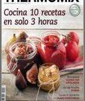 Todo thermomix salado /  A ver si le doy más caña a la thermo... jajaja / by Ana López