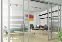 Sliding Doors / °element Designs' sliding doors can be fully customized based on your design preferences.