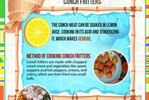 Florida food / by Lee Cindy Larsen