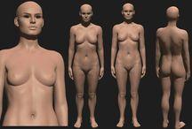 3D art - body