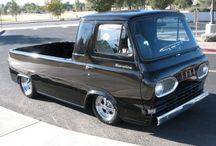 Pick Ups and Vans