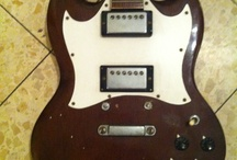 Custom SG Project / by Shachar Srebrenik