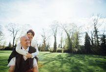 Hochzeitsportraits / Authentisch, kreativ, echt. Hochzeitsfotos ohne Kitsch und einstudierte Posen. Braut ❤️ Bräutigam