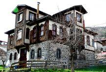 Türk Evleri-Turkish Houses