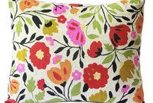 Kim Parker Pillows / Kim Parker Designer Pillows