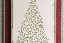 2014 Christmas Cards / Cards created for Christmas 2014