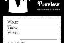 Primary -- Printables