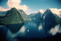 Voyages: Nouvelle Zélande