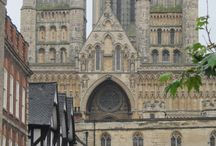 Lincoln  Cathedral / Sight seeing