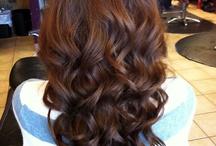 Curly hair styles