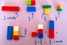 LEGO matematik - math / Using LEGO to teach math