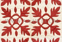 Early Quilts Part II / c. 1850 to 1870