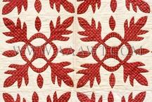 2 colour quilts