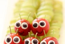 Funky snacks for kids