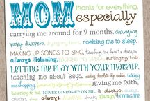 For Mom / by Elizabeth Young