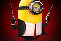 Minions / Who Doesn't Love Them? Just some of my favorite minions pics :P
