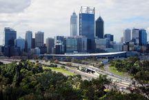 Perth, Western Australia / Photos taken by David Stanley on a visit to Perth, Western Australia.