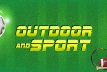Outdoor sports / by Ergode.com